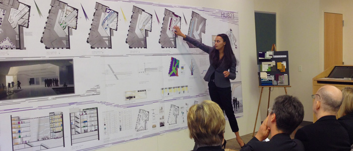 Thomas Jefferson University Interior Design Program Description